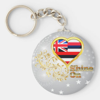 Shine On Hawaii Key Chains