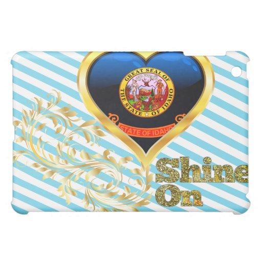 Shine On Idaho iPad Mini Covers