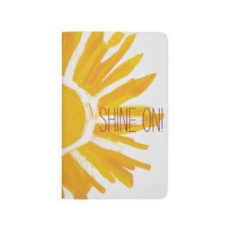 Shine on! journal