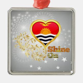 Shine On Kiribati Christmas Tree Ornament