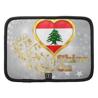 Shine On Lebanon Organizer