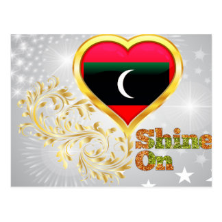 Shine On Maldives Postcard
