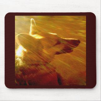 Shine On Me German Shepherd 2 Mouse Pad