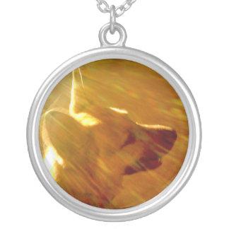 Shine On Me German Shepherd #2 Necklace