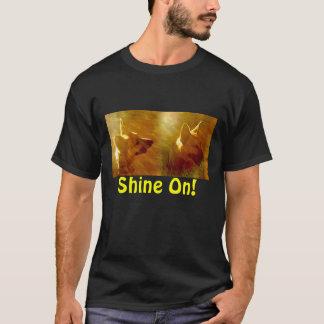 Shine On Me German Shepherd T-Shirt