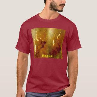 Shine On Me German Shepherd Views T-Shirt
