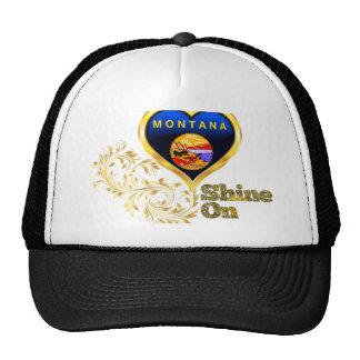 Shine On Montana Mesh Hats