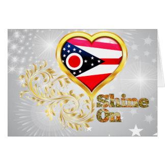 Shine On Ohio Card