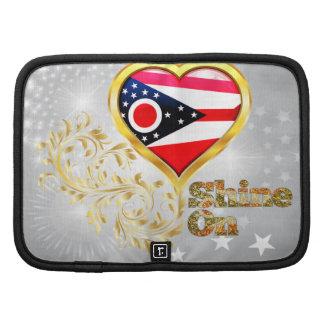 Shine On Ohio Folio Planner