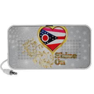 Shine On Ohio Travel Speaker