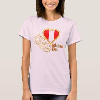 Shine On Peru T-Shirt