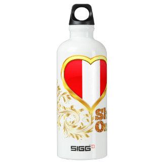 Shine On Peru Water Bottle