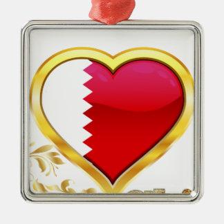 Shine On Qatar Christmas Ornament