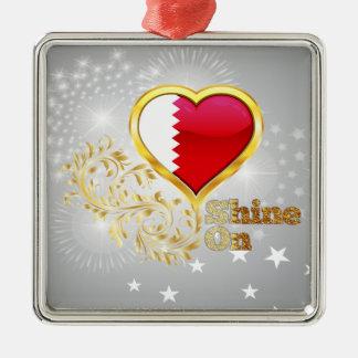 Shine On Qatar Christmas Ornaments