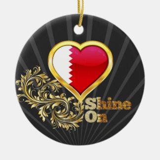 Shine On Qatar Christmas Tree Ornament