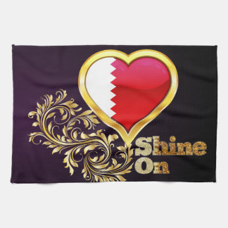 Shine On Qatar Hand Towels