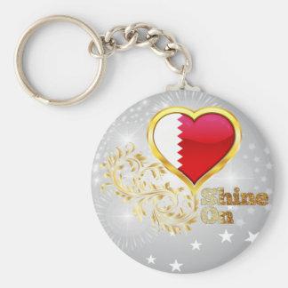 Shine On Qatar Key Chain