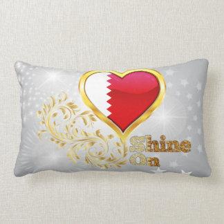 Shine On Qatar Pillow