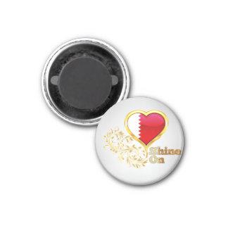 Shine On Qatar Refrigerator Magnets