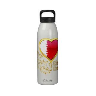 Shine On Qatar Reusable Water Bottles