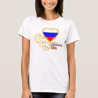 Shine On Russia T-Shirt