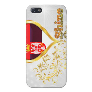 Shine On Serbia Case For iPhone 5