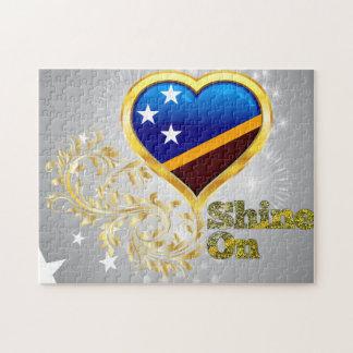 Shine On Solomon Islands Puzzle