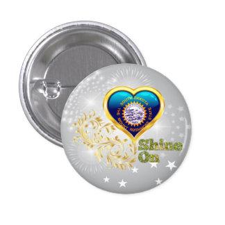 Shine On South Dakota Pins