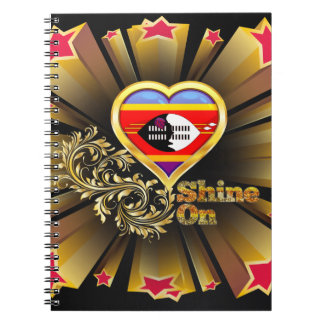 Shine On Swaziland Notebook