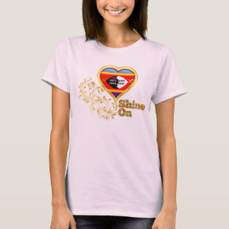 Shine On Swaziland T-Shirt