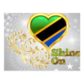 Shine On Tanzania Postcard