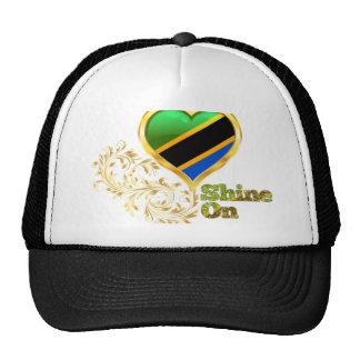 Shine On Tanzania Trucker Hat