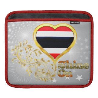 Shine On Thailand Sleeve For iPads