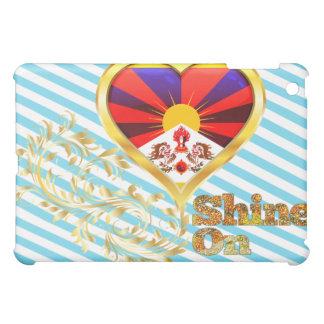 Shine On Tibet iPad Mini Cases