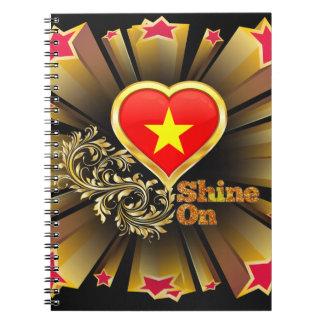 Shine On Vietnam Journals