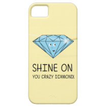 Shine On You Crazy Diamond Phone Case