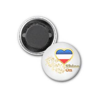 Shine On Yugoslavia Fridge Magnets