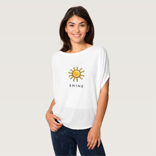 Shine Playera