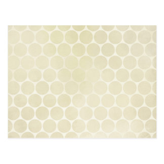 Shine polka dot faded Background Post Cards