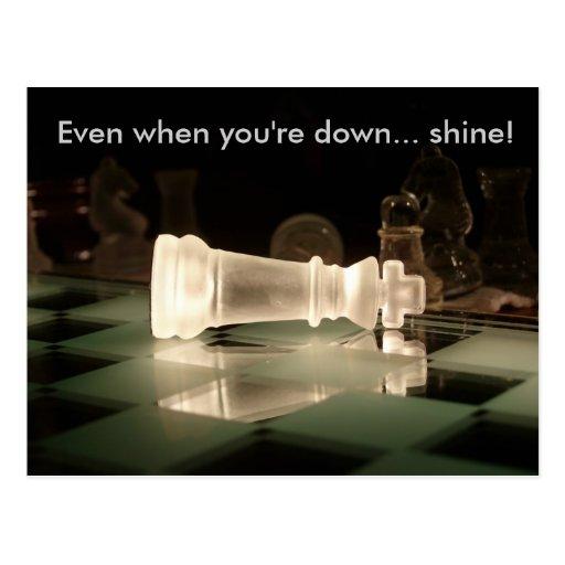 Shine Post Cards