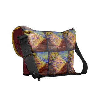 Shine So Bright Messenger Bag