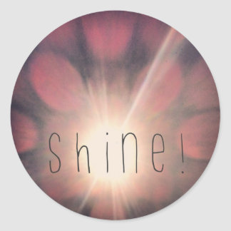 Shine Stickers