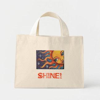SHINE! Tote / reuseable Grocery Bag