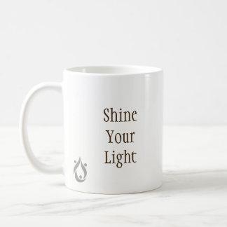 Shine Your Light Voyager Mug