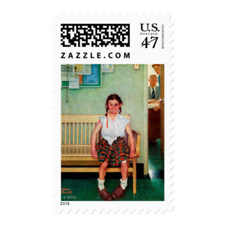Shiner or Outside the Principal's Office Postage