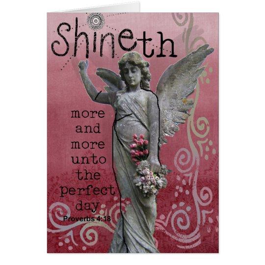 Shineth Card