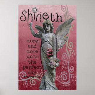 Shineth Print