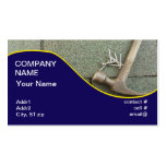 shingle roof Double-Sided standard business cards (Pack of 100)