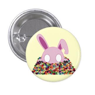 Shinikaru Bunny - Sugar Skulls Button