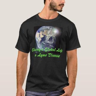 Shining a Global Light on Lyme Disease T-Shirt